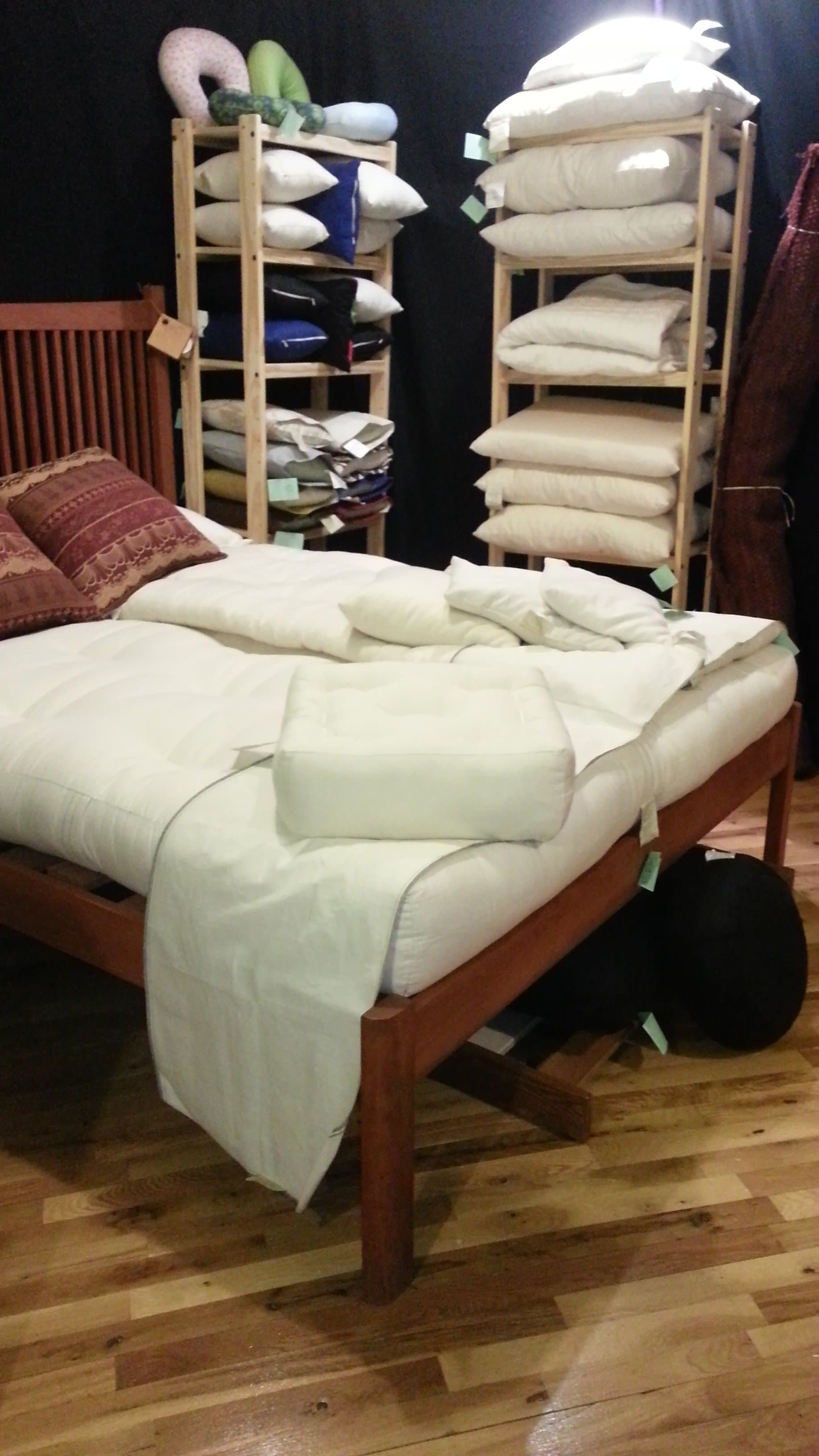 white lotus home organic bedding wholesale for your own store