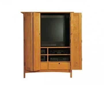 Vermont Furniture Designs Entertainment Center