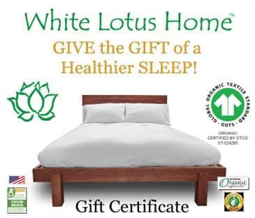 White Lotus Home GIFT CERTIFICATES
