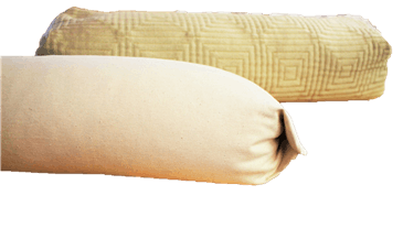 White Lotus Home Organic Cotton Sateen Neckroll & Somerset Cover (WLH D)