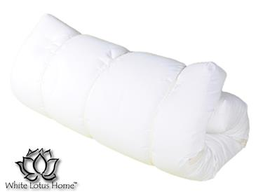 White Lotus Home Organic Cotton Futon without Fire Retardant