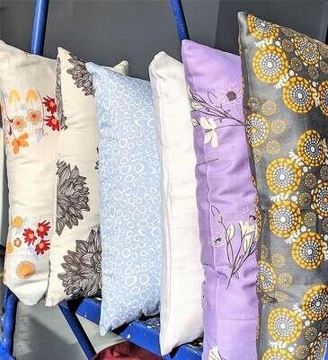 White Lotus Home Organic Cotton Sateen Travel Pillow Covers