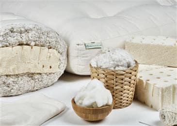 White Lotus Home Pure Cotton & Wool Latex Dreamton Mattress