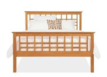 Vermont Furniture Designs Vermont Furniture Craftsman Bed