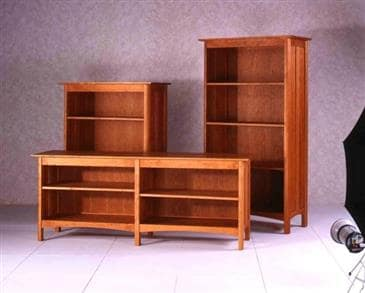 Vermont Furniture Designs Bookcases