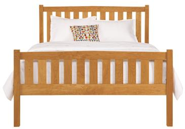 Vermont Furniture Designs Mission Bed