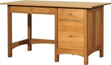 Vermont Furniture Designs Study Desk
