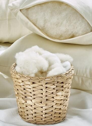 White Lotus Home Wholesale Organic Wool