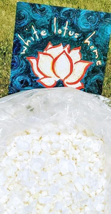 White Lotus Home Wholesale Shredded Evergreen Eco-Foam