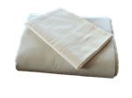 100% Cotton Sheets in BONE