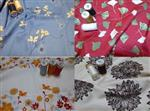 Organic Cotton Sateen Sheets in Various Prints and Solids