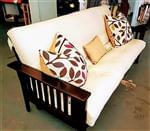 FUTON & MATTRESS COVERS in Cotton Twill Fabric - WLH B