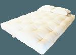 Green Cotton Latex Core Mattress with Fire Retardant