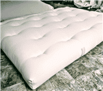 "Green Hybrid 5"" Futon Mattress"