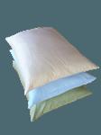 Green Cotton Sleep Pillows