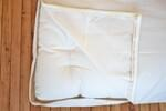Organic Cotton Barrier Cloth Stowaway Cover (WLH C)