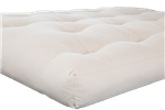 Organic Cotton Boulder Futon without Fire Retardant
