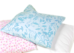 Organic Cotton Toddler Pillow Covers
