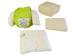 White Lotus Home Mattress, Pillow and Bedding Samples