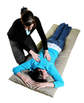 Organic Cotton Boulder Massage Mat (NO COVER)