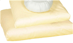 ZABUTON Meditation Pillow Covers only in Pure Cotton Sateen Fabric WLH D