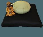 ZABUTON Meditation Covers in Pure Cotton Twill Fabric - WLH B